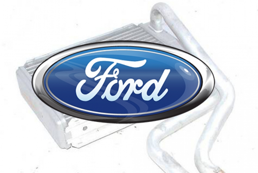 Печка Ford