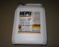 Антифриз HEPU G12+ FULL VIOLET-PURPLE 5л
