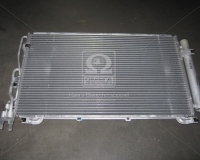 Конденсер  Hyundai Matrix 9760617801